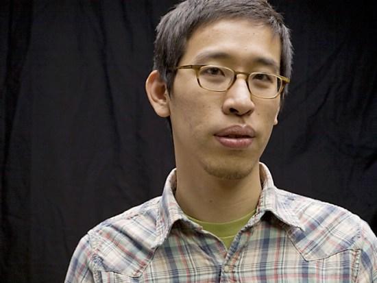 Lee-Sean Huang photographed by Jon Wasserman