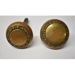 Small Crop Of Brass Door Knobs
