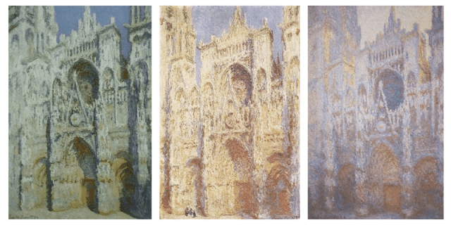 Rouen Cathedral Series