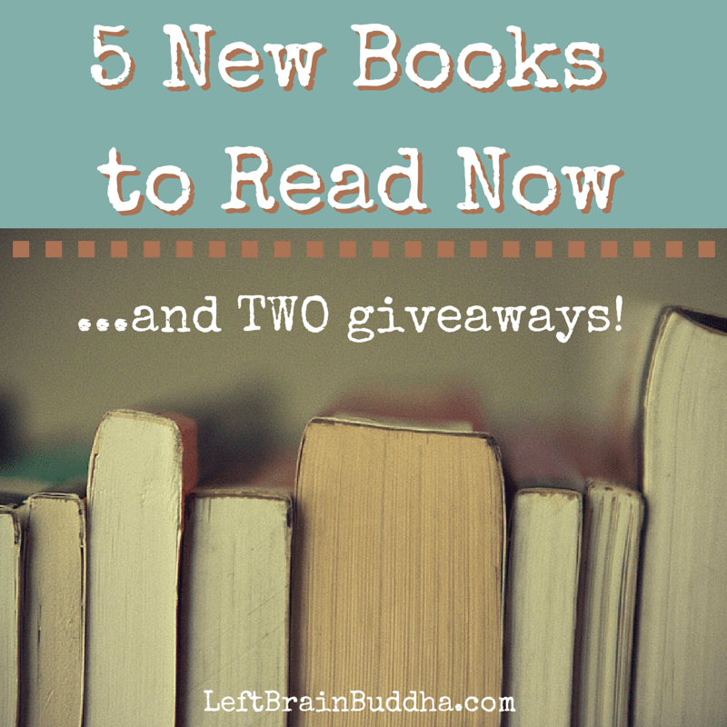 5 new books to read now and two giveaways   left brain