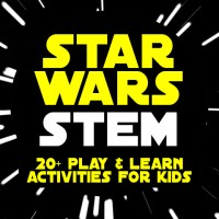 Star Wars STEM Learning Activities for Kids
