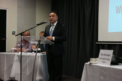 Andrew Nikolic, Liberal MP