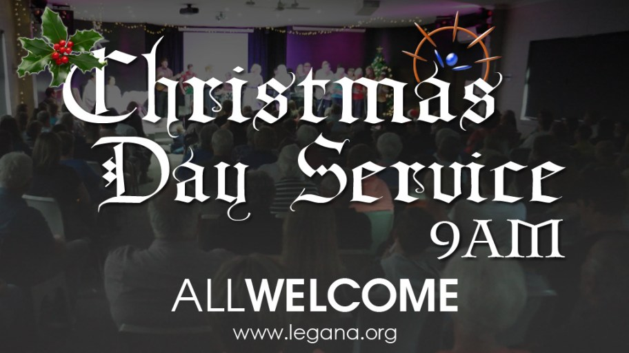 Christmas-Day-Service-time