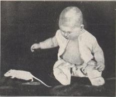L'esperimento del piccolo Albert
