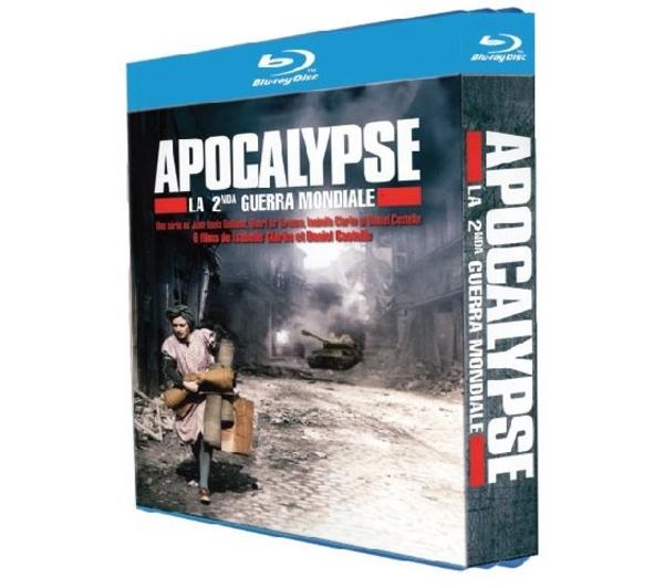 Apocalypse - La Seconda Guerra Mondiale (3 Blu-Ray)