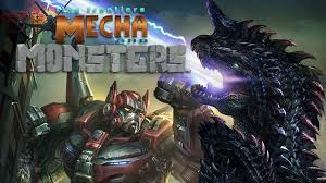066 Alan with Gallant Knight Games – Mecha and Monsters