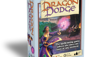 An MFGCast Family Review of Dragon Dodge by Hidden Creek Games
