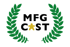 MFGCast: Step Sideways, Step Backwards, Step Forward with Tile Laying Games