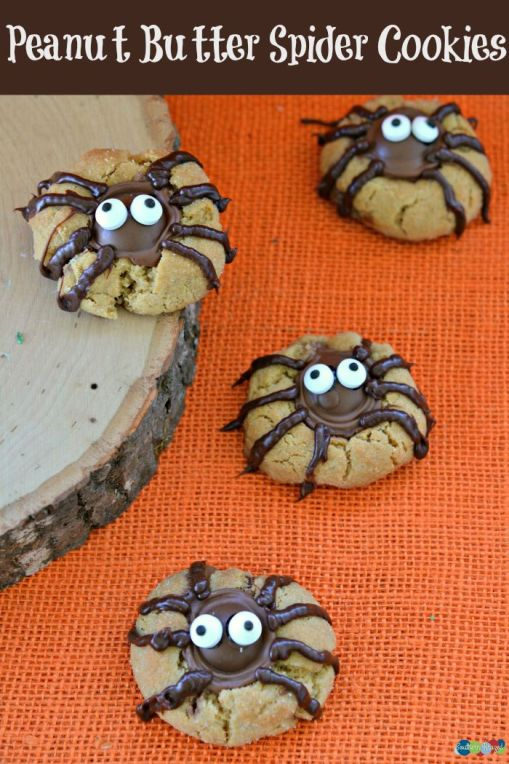 Peanut-Butter-Spider-Cookies-Recipe-banner