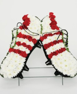 Football-Boots-funeral-tribute