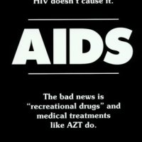 HIV DOES NOT EXIST!!