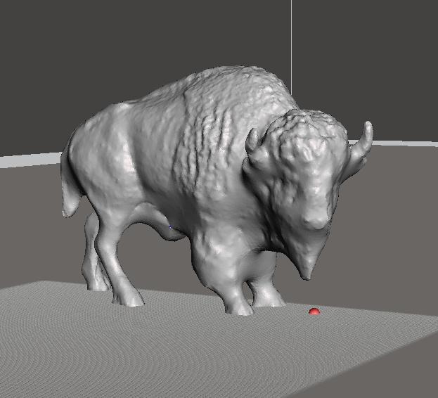 18.Fermilab Buffalo (3D Model)