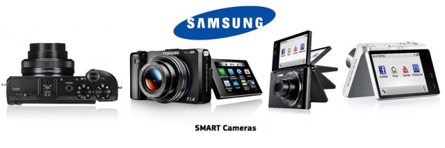 Smart Cameras made by Samsung
