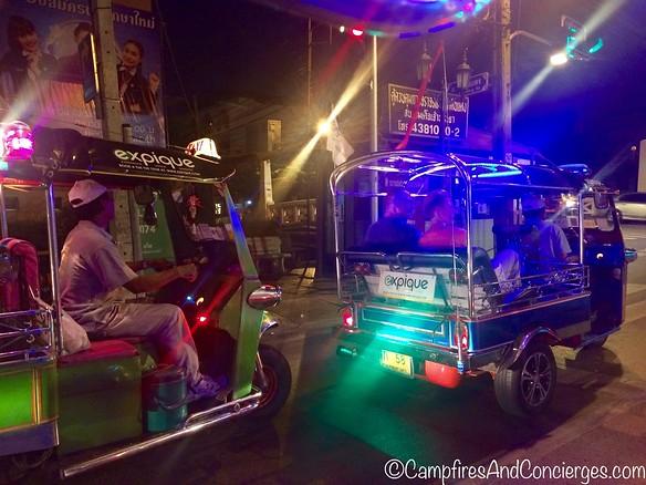 Expique - Bangkok Night Lights TukTuk Tour