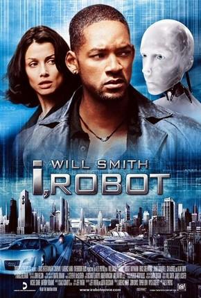 Poster do filme Eu, Robô