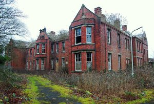 Asile abandonné (Grande-Bretagne)