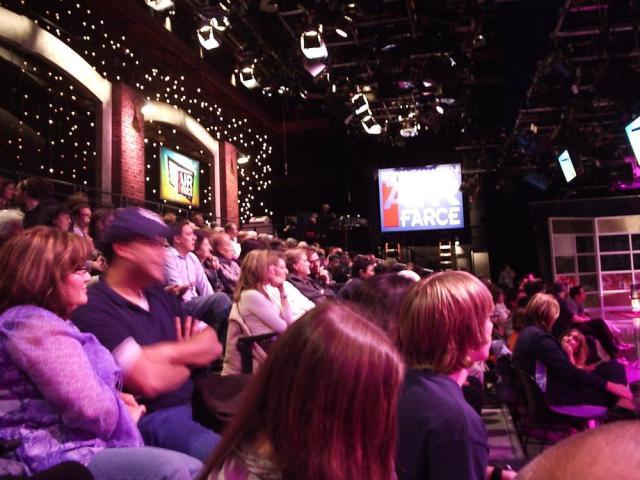 La revue Vice s'est intéressée aux membres de l'audience pendant les shows de télévision.