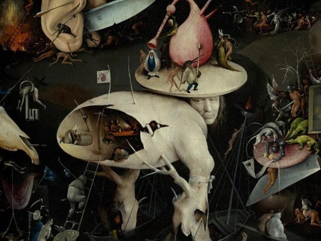 Il y a 500 ans, mort de Hieronymus Bosch, le peintre le plus fou de l'histoire.