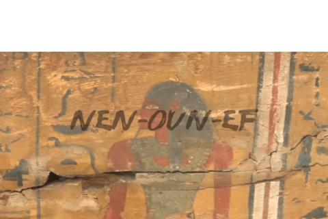 Nen-Oun-Ef : le secret de la momie du Séminaire de Québec (vidéo 5.53)