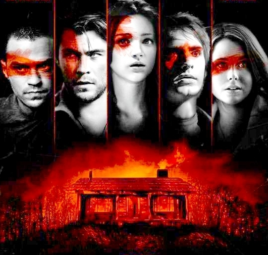Poster do filme O Segredo da Cabana