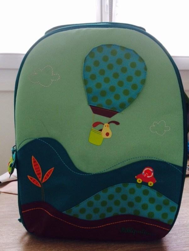 valise lilliputien enfant bébé God Save The Kids