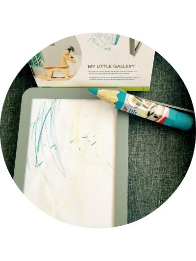 Ma 1ère galerie d'art par Baby Art (test & avis)