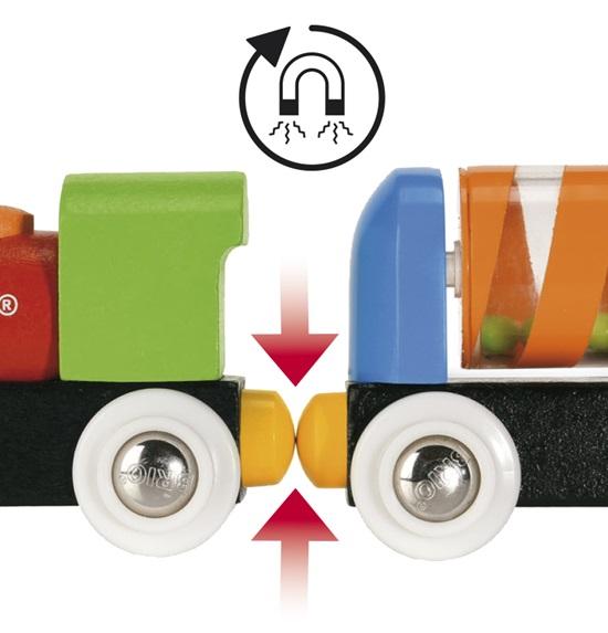 Brio train