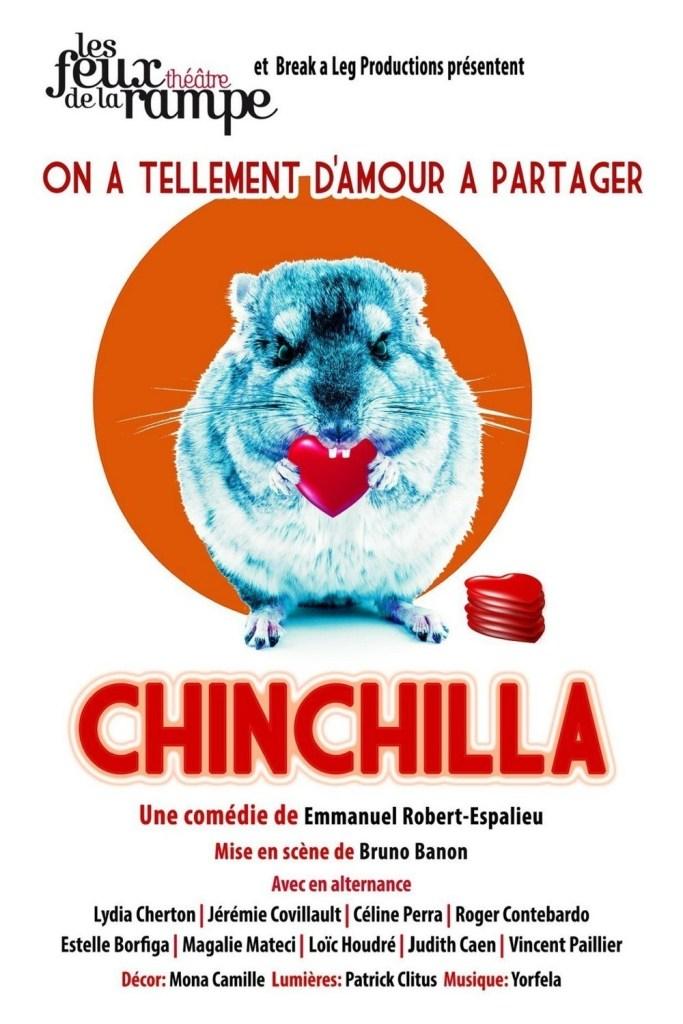 de l'amour à l'humour au theatre – CHINCILLA