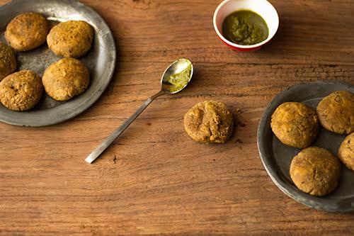 Chana Dal Ke Kebabs