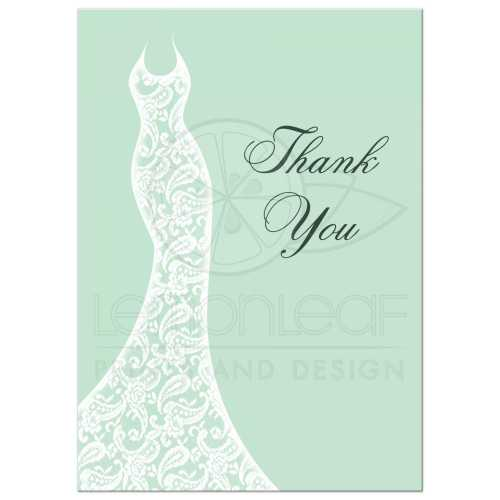 Medium Crop Of Bridal Shower Thank You Cards