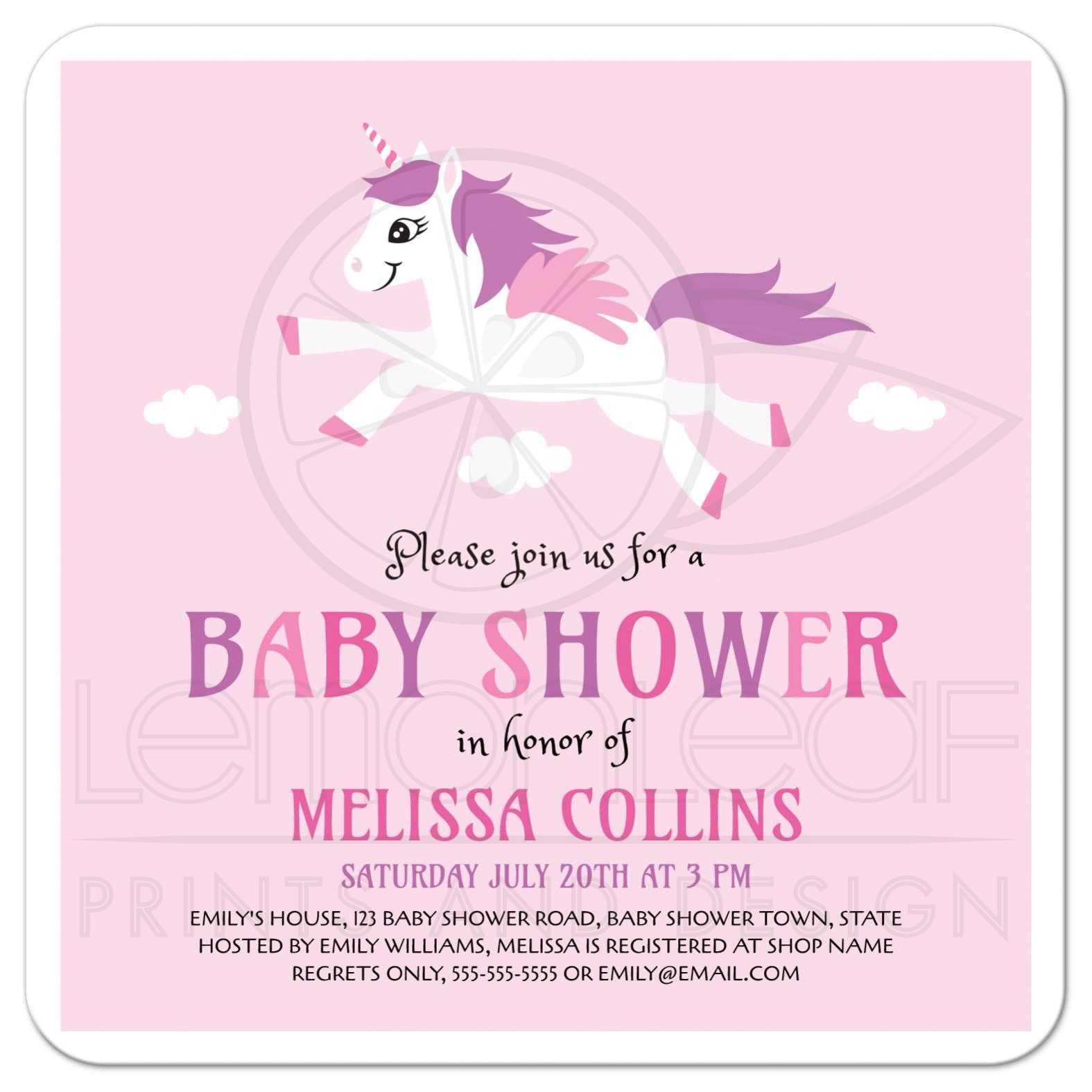Robust Girl Showers Girls Girl Baby Shower Invitations Templates Free Girl Baby Shower Invitations Unicorn Unicorn Baby Shower Pink Pink Baby Shower Invitation Deer Purple baby shower Girl Baby Shower Invitations
