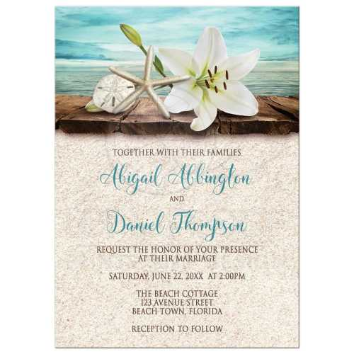 Medium Of Photo Wedding Invitations