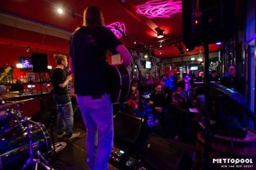 live @ metropool / Hengelo / NL 2016