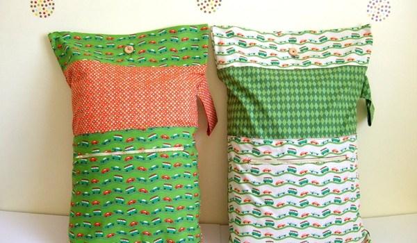The Sleepover Pillowcase:  Tutorial