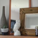 DIY Rustic Mirror out of Free Pallet Wood!