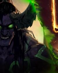 Harbingers - Illidan   World of WarCraft, WarCraft, wow, azeroth, lore
