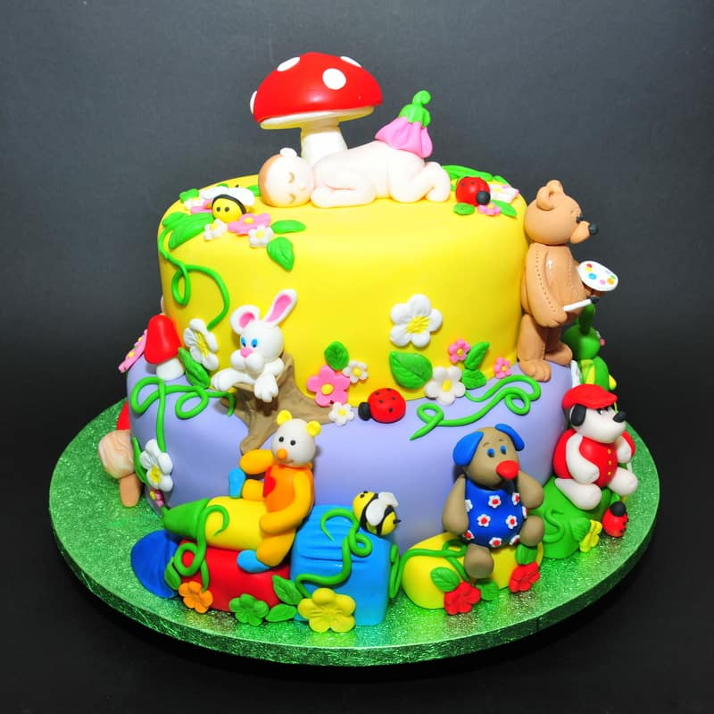 Healthy Birthday Cake To Buy