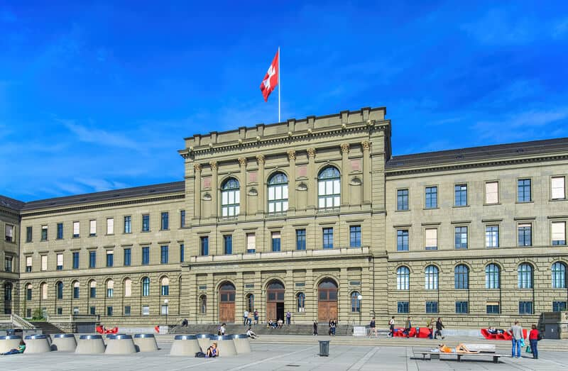 Swiss Federal Institute of Technology in Zurich - © Denis Linine - Dreamstime.com