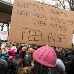 Women's march in Geneva draws thousands on to the streets