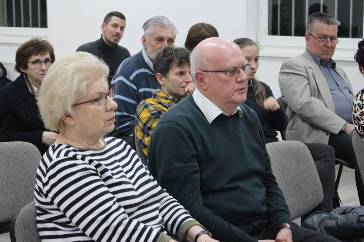 Spotkanie autorskie Pátrovics/Varga (14.03.2019)