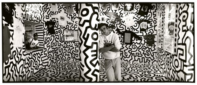 Keith-Haring-Pop-Shop-Soho