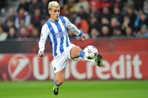 FOOTBALL : Bayer Leverkusen vs Real Sociedad- Ligue des Champions - 02/10/2013