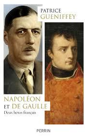 Napoléon et de Gaulle aux éditions Perrin