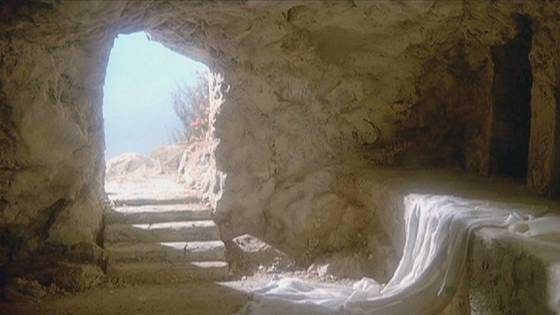 Le-tombeau-de-Jésus-ouvert