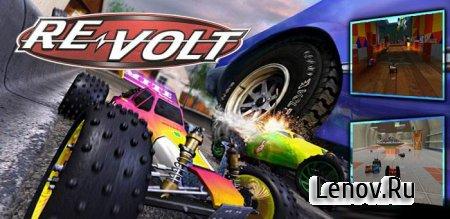 RE-VOLT Classic(Premium) - 3D (обновлено v 1.2.7) MOD (Unlocked)