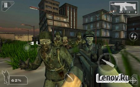 Green Force: Unkilled v 3.5 Мод (Free Shopping)