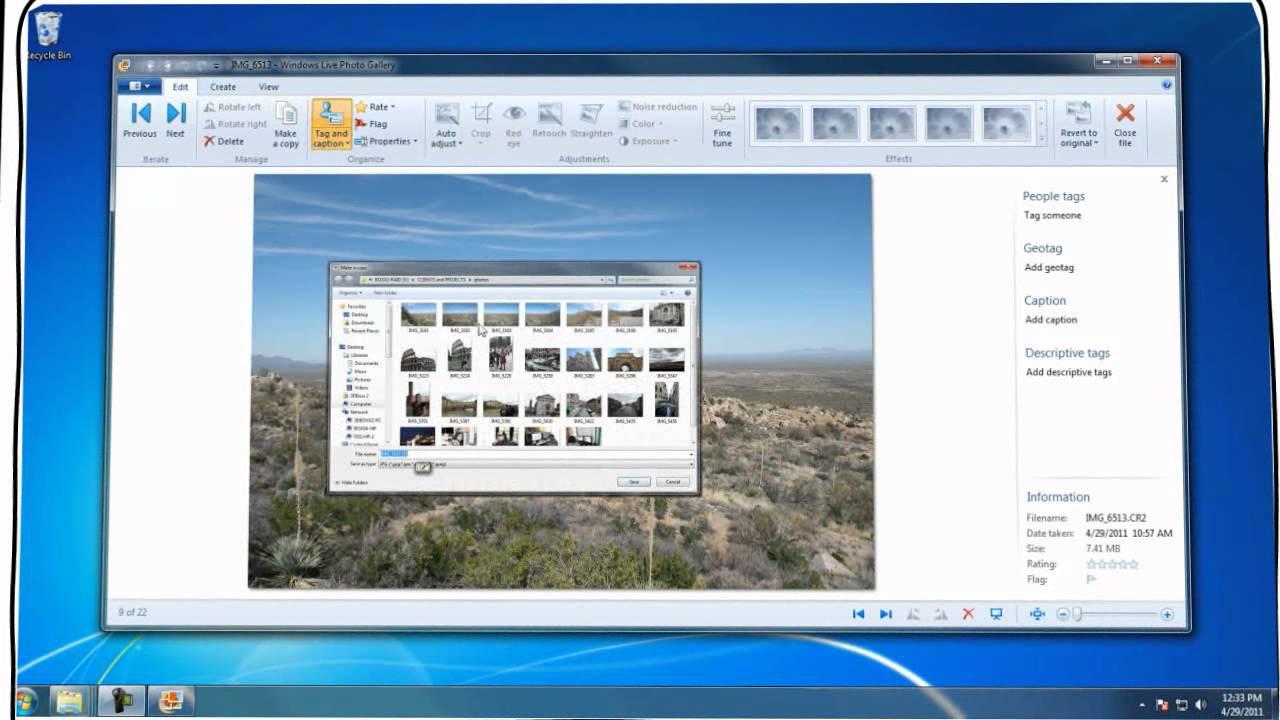 Fullsize Of Microsoft Camera Codec Pack