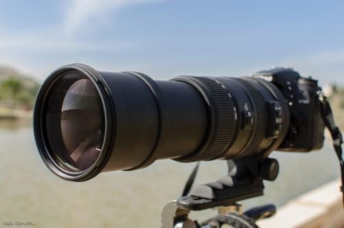 Medium Of Sigma 150 500mm
