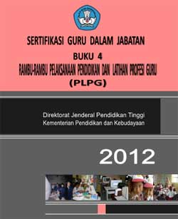 Rambu-rambu PLPG 2012