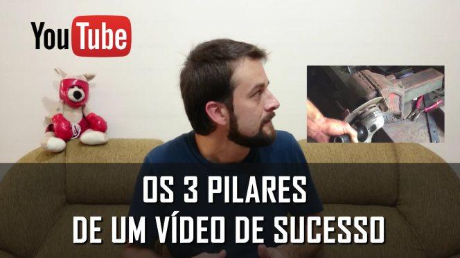 Os 3 pilares de um vídeo de sucesso